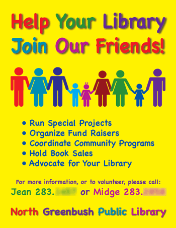 NGPL Friends poster